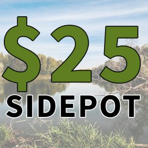 $25 Bonus Sidepot