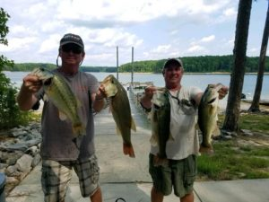 Gaston Kerr Summer Qualifier #3 – Kerr Lake August 26, 2017