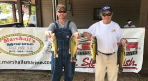 Wateree Fall Qualifier #1 Sept 23, 2017