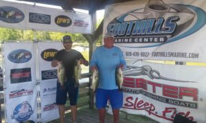 Yadkin Final High Rock Tournament Results Sept 30, 2017