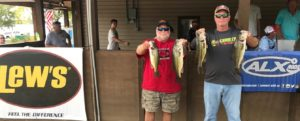 Lake Wateree Open Tournament Results – October 21, 2017