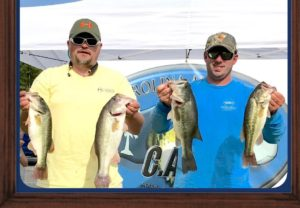 Lake Hickory Tournament Results – October 21, 2017