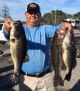 Waccamaw River Tournament Results – October 21, 2017