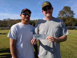 Roanoke River Tournament Results – October 21, 2017