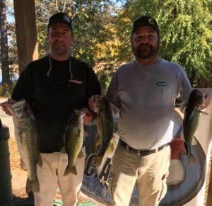 Clarks Hill Tournament Results Nov 18, 2017