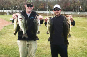 Roanoke River Tournament Results – November 18, 2017