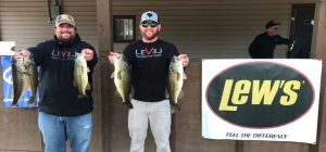 Wateree Open Final Tournament Results Nov 25, 2017