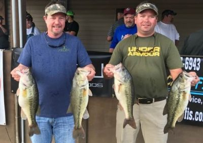 Tournament Results Wateree Open Feb 24, 2018