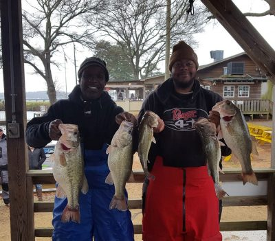 Tournament Results Yadkin High Rock Mar 24, 2018  22.74 lbs wins!