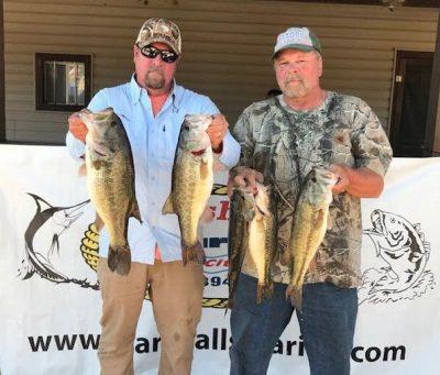 Tournament Results Wateree Open Mar 31, 2018
