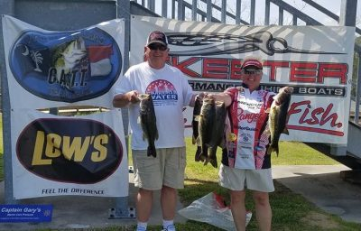Tournament Results East April 14 – Roanoke River! 21.27 lbs wins!