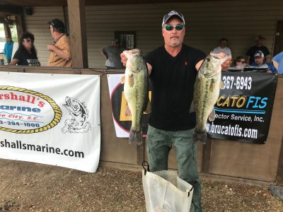 Tournament Results Wateree Open April 14, 2018