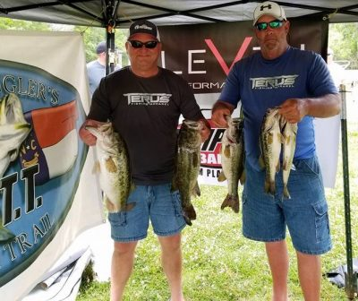 Tournament Results Cooper River Spring Final May 5, 2018