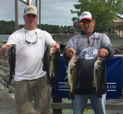 Tournament Results Waccamaw River May 5, 2018