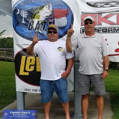 Tournament Results East Roanoke River June 23, 2018