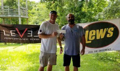 Tournament Results Savannah River June 30, 2018
