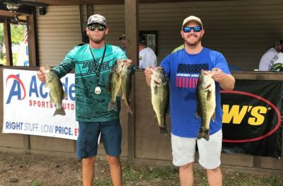 Tournament Results Wateree Summer Final July 21, 2018 Ross & Purvis Win $2,510.00!!!!