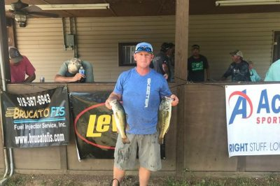 Wateree Open Results Aug 11, 2018