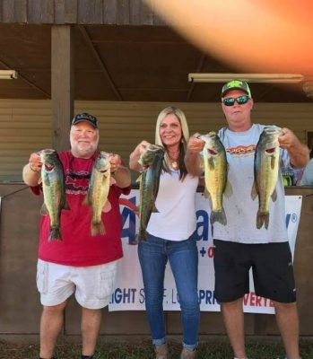 Tournament Results Wateree Oct 13, 2018  Ethridge & Williams Show Us How Its Done!