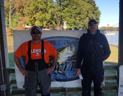 Tournament Results Yadkin High Rock Oct 21, 2018 Haynes & Talbert On Top Again!
