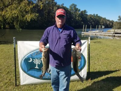 Tournament Results Cooper River Nov 3, 2018 Welch & Clifton Tame the River!