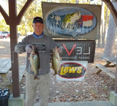 Tournament Results Murray Nov 18, 2018 Steve Wicker Brings in 18.80 lbs!