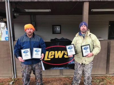 Tournament Results Wateree Fall Final Nov 24, 2018    Grand Total Wateree 2018 Payback $80,470.00!!