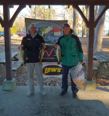 Tournament Results Murray Fall Final Dec 22, 2018 Wicker & McGuinn Break the 20 lb Mark!
