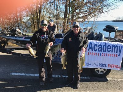 Tournament Results Hartwell Dec 22, 2018 Taylor & Taylor Weigh in 16.02 for the Win!