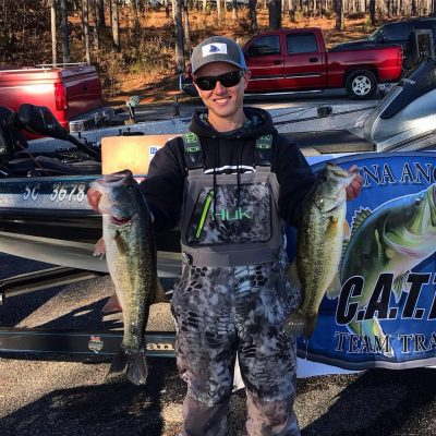 Tournament Results Hartwell Fall Final Jan 26, 2019 Sandifer & Allgood Take 1st With 15.09 lbs!