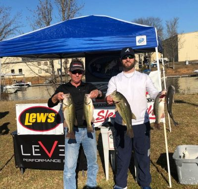 Tournament Results Wylie Feb 2, 2019 Smith & Breakfield Bank $1,465.00 with 15.64 lbs!