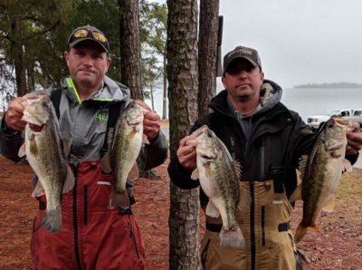 Tournament Results Lake Monticello, SC Feb 23, 2019