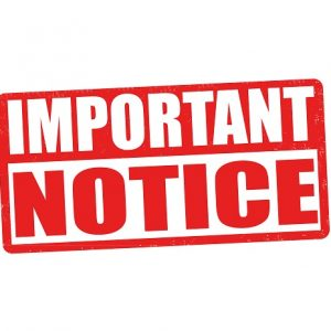 Lake Wateree CATT & Wateree Open have been moved to Colonel Creek Landing!