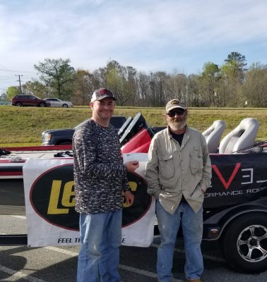 Tournament Results Savannah River Mar 9, 2019 Roundtree & Pittman Win the Last Qualifier and the Points With 9.96 lbs!