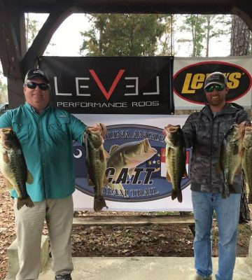 Tournament Results Murray Mar 2, 2019 Molone & Rutherford Break the 25 lb mark!