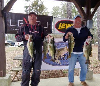 Tournament Results Lake Murray, SC Mar 17, 2019 Chris Epting & Johnny Mayer Smack Em 27.89 lbs! $1,932.00!