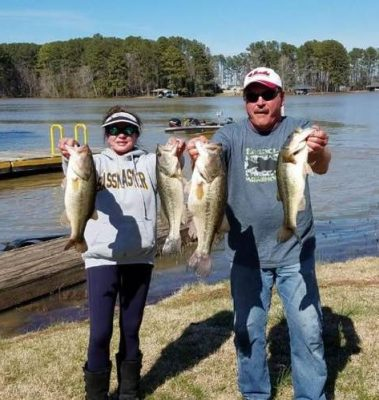 Tournament Results Lake Gaston NC/VA Mar 24, 2019 Ivan & Janet Morris Bag Up 20.29 lbs $2,181.00 Great Crowd! 38 Teams to Kick off the Gaston CATT Trail!