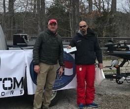 Tournament Results Old North Kerr Mar 9, 2019 Todd Staker – Scott Woodson Weigh in 14.62 lbs & Take Home $2,71.00!!