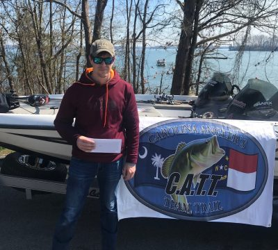Tournament Results Hartwell, SC March 23rd Thomas Pennell Wins on Stingy Hartwell!