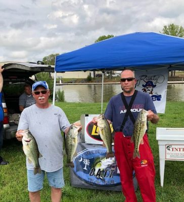 Tournament Results Lake Wylie, SC/NC April 13, 2019 Mike Seawright – Jason Eaker Win With 5 bass Weighing 16.61 lbs! Next Wylie CATT is This Coming Saturday April 20!