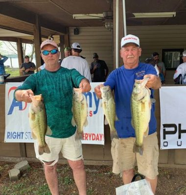 Tournament Results Lake Wateree, SC Spring Final April 13, 2019 Brought To You By Lews & Academy Sports! Darryl Watson & Ken McFarland Cash In Big Time! 17.80 lbs BF 6.32 lbs $3,981.00!