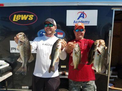 Tournament Results Carolina Coastal River Trail Final April 27, 2019