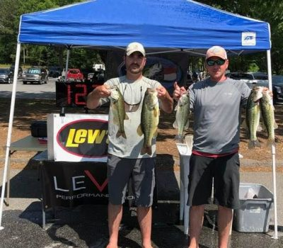 Tournament Results Lake Norman ,NC April 28, 2019 Josh Quesinberry and Ryan Pearce Win 12.31 lbs & 1st BF at 4.36 lbs!