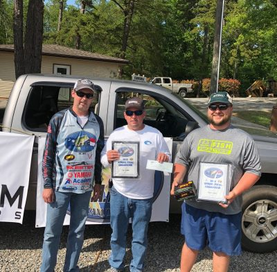 Tournament Results Spring Final Kerr Lake, VA/NC April 28, 2019
