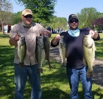 Tournament Results James River, VA April 27, 2019  Steve Lamm & Jesse Johnson Weighed in 25.13 lbs With a 9.22 lb James River Hammer 1st Place $2,871.00!