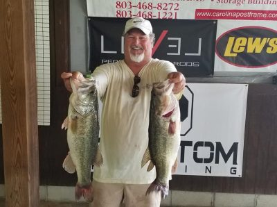 Tournament Results Santee Cooper Spring Final May 11, 2019 Brent Riley & Nathan Burgess Repeat! 34.02 lbs! $3,750.00!