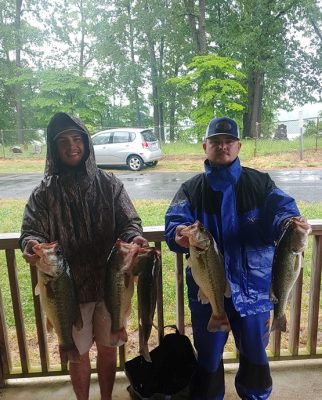 Tournament Results Tuckertown Reservoir, NC May 11, 2019 Bradley Chandler & Cole File Cash In With a 24.01 lbs Bag! Next Yadkin Qualifier is at High Rock May 18th! Last Chance To Qualify to enter the 2019 Yadkin Spring Final!