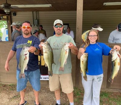 Wateree Open May 11, 2019 Craig & Tim Haven Whack Em! 19.42 lbs BF 5.63 lbs $1,299.00! Next Wateree Open May 25th! No Membership!