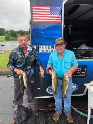 Tournament Results Lake Hickory, NC May 11, 2019 Petey Brookshire & Jeremy Beatty Win A Tough One! 13.60 lbs! Next Lake Hickory CATT is June 22 at Wittenburg!