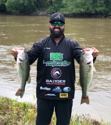 Tournament Results Savannah River, GA June 29, 2019 Christopher Chavis & Nick Hager Take 1st Place! 16.20 lbs BF 5.92 lbs! Next Savannah River CATT is July 13 at Stokes Bluff!